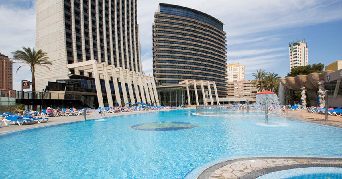 hoteles alicante ninos gratis