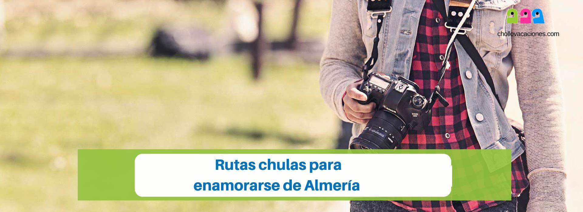 Rutas chulas para enamorarse de Almería