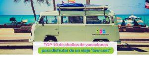 Top 10 de chollos de vacaciones para disfrutar de un viaje «low cost»