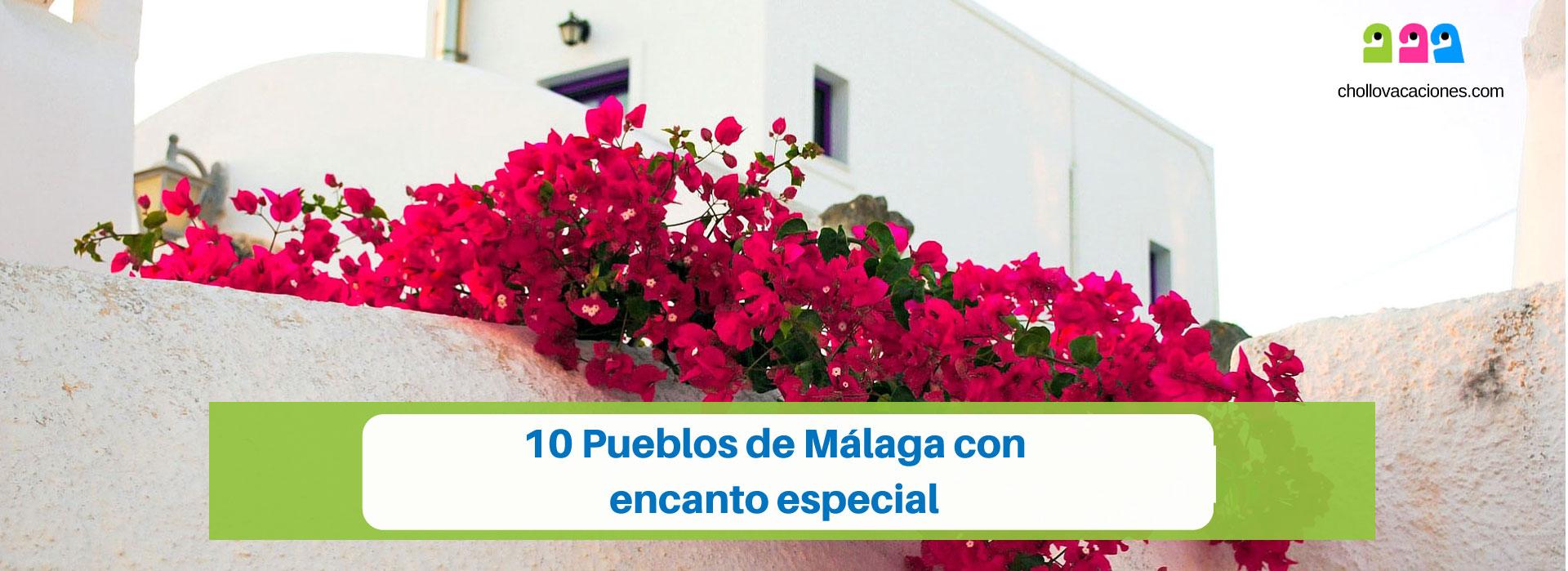 10 Pueblos de Málaga con encanto especial