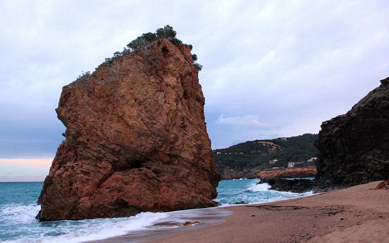 Illa Roja Costa Brava