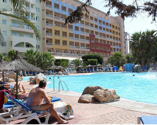 hotel roquetas de mar