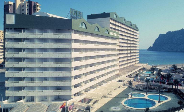 hotel primera linea playa
