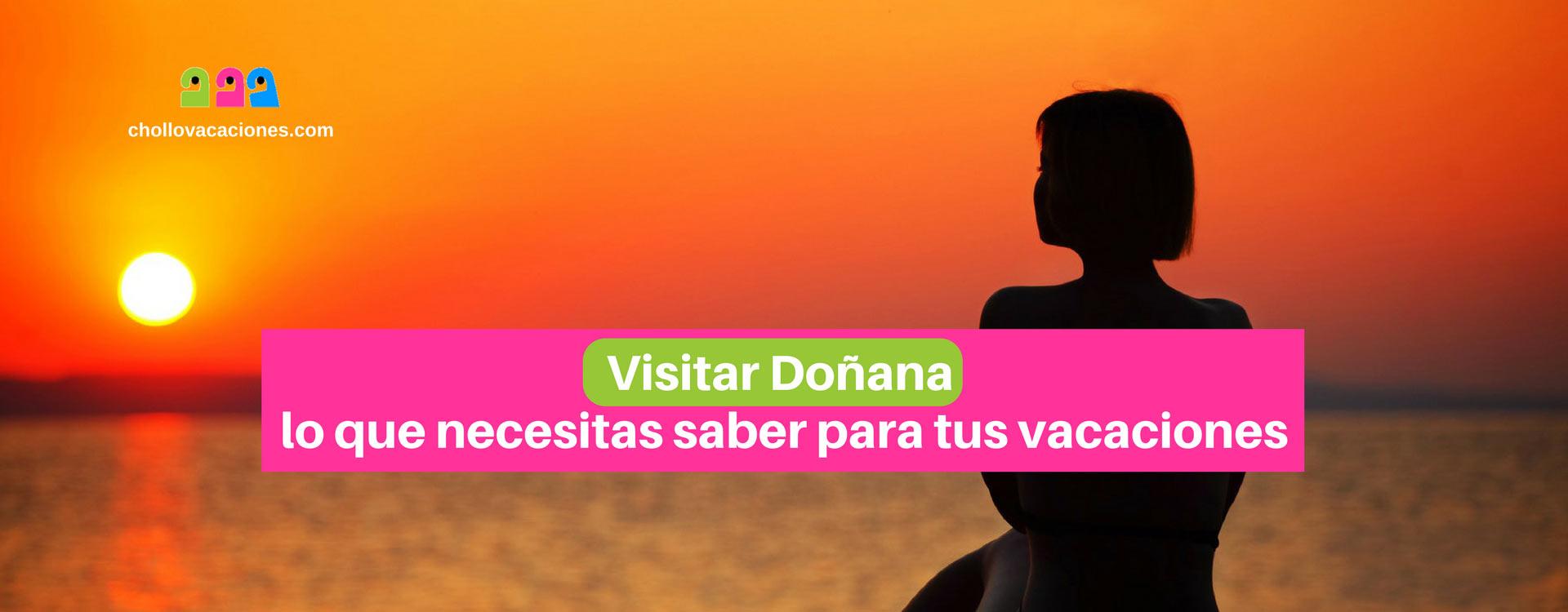 Visitar Doñana: lo que necesitas saber del coto Doñana para tus vacaciones
