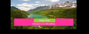 Hoteles rurales: planifica tu escapada en plena naturaleza