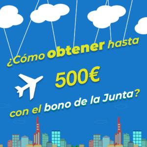 NOTICIÓN: Nuevo bono turístico Andalucía Segura.